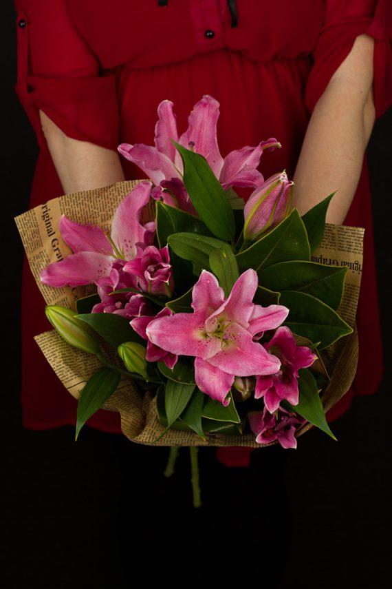 Oriental-Lilies