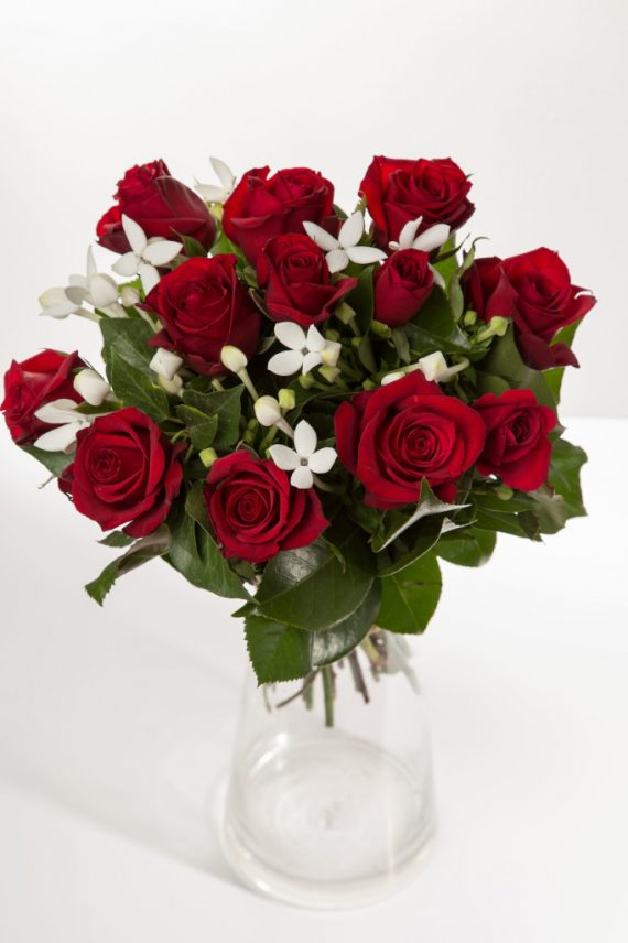 dozen-red-rose